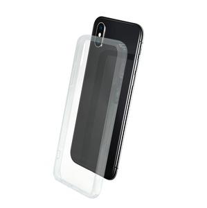 MUVIT GLASSKIN GLASS CASE TRANSPARENTE POUR IPHONE XS MAX_