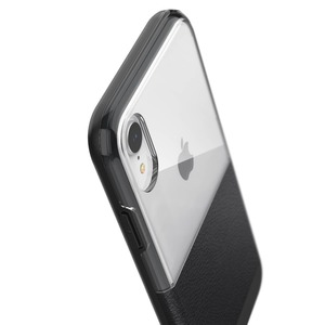 XDORIA Dash for iPhone Xr Black Leather_