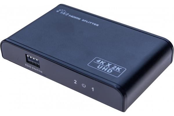 Duplicateur HDMI® 2.0 4K 18Gbps -  2 ports