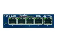 NETGEAR ProSafe GS105 - commutateur - 5 ports - Ordinateur de bureau