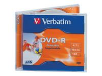 Verbatim - DVD-R x 10 - 4.7 Go