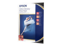 Epson Ultra Glossy Photo Paper - papier photo - 15 feuille(s)