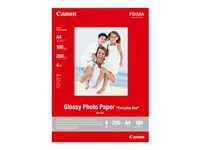 Canon GP-501 - papier photo - 100 feuille(s) - 100 x 150 mm