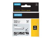 DYMO RhinoPRO Coloured Vinyl - bande vinyle adhésive permanente - 1 rouleau(x)