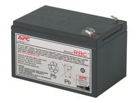 APC Replacement Battery Cartridge #4 - batterie d'onduleur - Acide de plomb