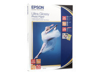Epson Ultra Glossy Photo Paper - papier photo - 50 feuille(s)
