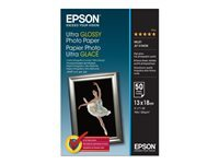 Epson Ultra Glossy Photo Paper - papier photo - 50 feuille(s) - 130 x 180 mm