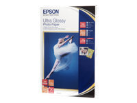 Epson Ultra Glossy Photo Paper - papier photo - 20 feuille(s)