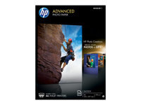 HP Advanced Glossy Photo Paper - papier photo - 25 feuille(s) - A4 - 250 g/m²