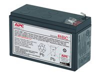APC Replacement Battery Cartridge #17 - batterie d'onduleur - Acide de plomb