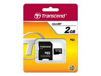 Transcend Cartes Flash TS2GUSD