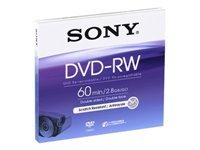 Sony DMW-60 - DVD-RW (8cm) x 1 - 2.8 Go - support de stockage