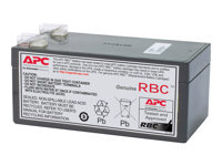 APC Replacement Battery Cartridge #47 - batterie d'onduleur - Acide de plomb - 3200 mAh