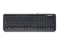 Microsoft Wired Keyboard 600 - clavier - français