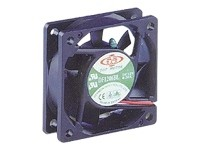 Ventilateur De Boitier 12 Volts 3 Fils - 60X60X20Mm