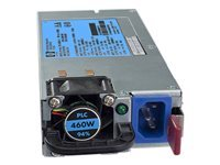 HP Common Slot High Efficiency - alimentation - branchement à chaud - 460 Watt