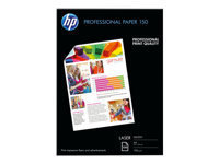 HP Professional Glossy Paper - papier photo - 150 feuille(s)