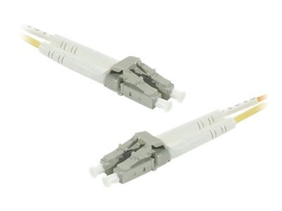Cordon Fibre Optique Lc/Lc 50/125 - 15M