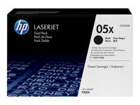 HP Cartouches Laser CE505XD
