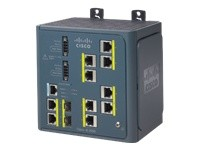 Cisco Industrial Ethernet 3000 Series - commutateur - 8 ports - Géré