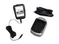 MicroBattery Charger Base+Charger+Plate+ - chargeur de batteries