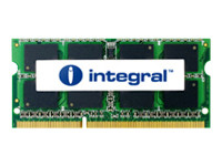 Integral mémoire - 4 Go - SO DIMM 204 broches - DDR3