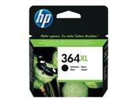 HP 364XL - à rendement élevé - noir - originale - cartouche d'encre