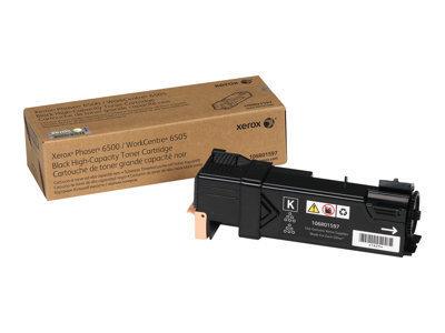 Xerox - haute capacité - noir - original - cartouche de toner