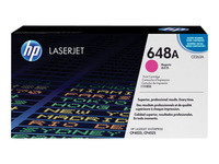 HP 648A - magenta - originale - cartouche de toner (CE263AC) - Contract
