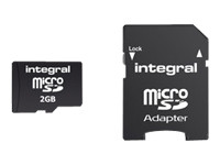 Integral Europe Cartes mémoires INMSD2GV2
