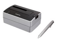 Freecom Hard Drive Dock Quattro - contrôleur de stockage - SATA-300 - FireWire / FireWire 800 / Hi-Speed USB / eSATA