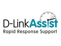 D-Link Assist Silver Category B - contrat de maintenance prolongé - 3 années - sur site
