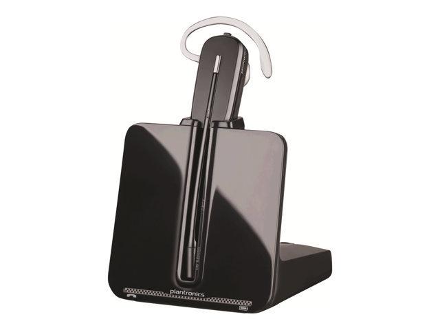 Plantronics CS 540 - casque micro - avec Plantronics APA-23 Electronic Hook Switch