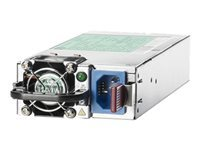 HPE Common Slot Platinum Power Supply Kit - alimentation - branchement à chaud - 1200 Watt