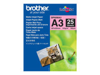 Brother BP - papier - 25 feuille(s) - A3 - 145 g/m²