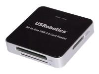 USRobotics USR8420 - lecteur de carte - USB 3.0