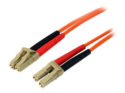 StarTech.com Câble patch à fibre optique duplex 50/125 multimode 10 m LC - LC