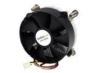 StarTech.com Ventilateur de processeur 95 mm avec dissipateur thermique pour Socket LGA1156/1155 avec PWM