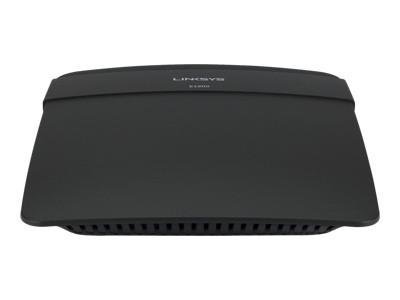 Linksys E1200 - routeur sans fil - 802.11b/g/n - Ordinateur de bureau