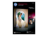 HP Premium Plus Photo Paper - papier photo - 20 feuille(s) - A3 - 300 g/m²