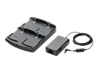 Motorola 4-Slot Battery Charger Kit - adaptateur secteur + chargeur de batterie
