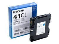 Ricoh GC 41CL - cartouche d'impression - Low Yield - cyan