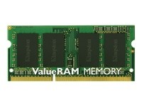 Kingston ValueRAM - DDR3 - 4 Go - SO DIMM 204 broches