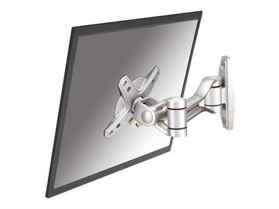 NewStar TV/Monitor Wall Mount (2 pivots & tiltable) FPMA-W1020 - montage mural