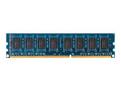 HP - DDR3 - 2 Go - DIMM 240 broches - mémoire sans tampon