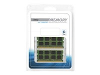 Crucial - DDR3 - 4 Go : 2 x 2 Go - SO DIMM 204 broches