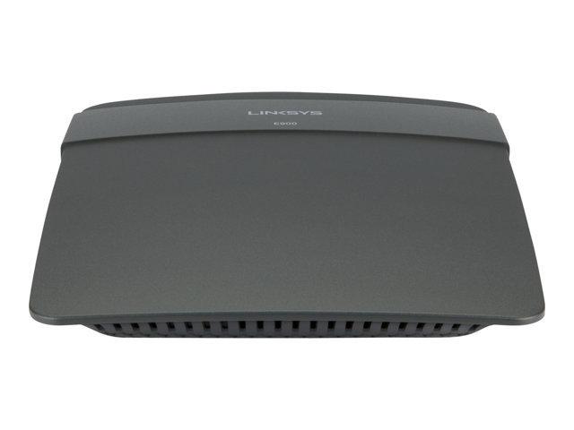 Linksys E900 - routeur sans fil - 802.11b/g/n - Ordinateur de bureau