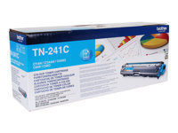 Brother TN241C - cyan - originale - cartouche de toner