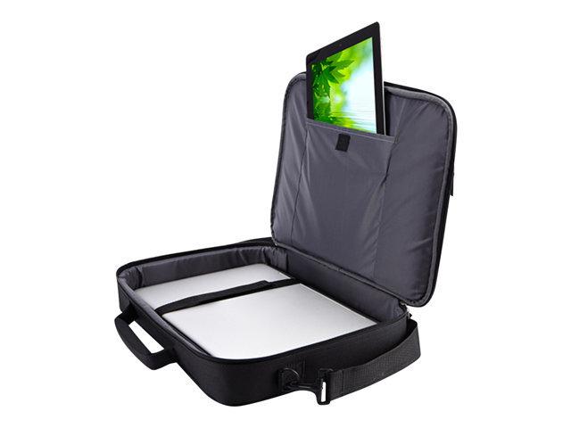 """Case Logic 15.6"""" Laptop and iPad Briefcase - sacoche pour ordinateur portable"""
