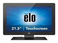 Elo Desktop Touchmonitors 2201L IntelliTouch Plus - écran LED - Full HD (1080p) - 22